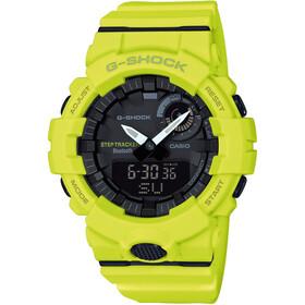 CASIO G-SHOCK GBA-800-9AER Watch Men, yellow/yellow/black